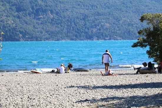 Lago Puelo, Argentina: Un lugar hermoso