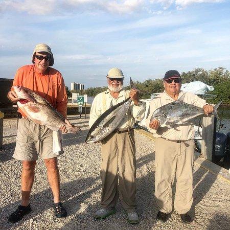 Floridan lounaisrannikko, FL: Fishing