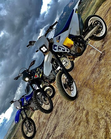 Anza, CA: Dirt Bikes Built for all types of fun!