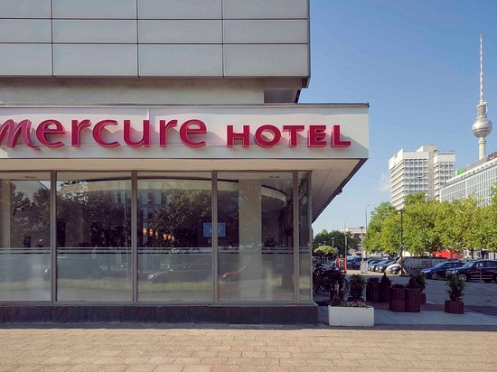 MERCURE HOTEL BERLIN AM ALEXANDERPLATZ: Bewertungen, Fotos