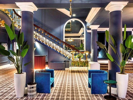 Mercure Brighton Seafront Hotel, hôtels à Brighton