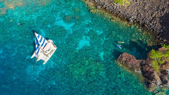 Sea Paradise Sailing and Snorkeling Tours