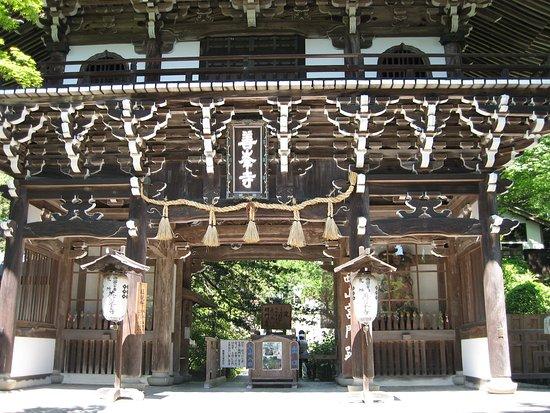 Yoshimine-dera Temple Sammon (Romon)