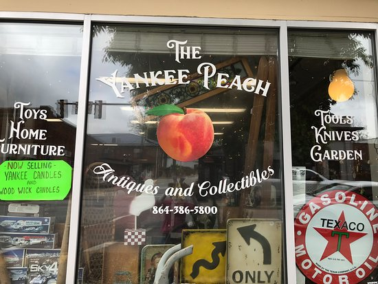 The Yankee Peach Antiques & Collectibles