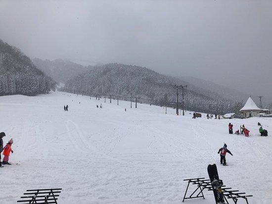 Tateyama Sanroku Ski Area