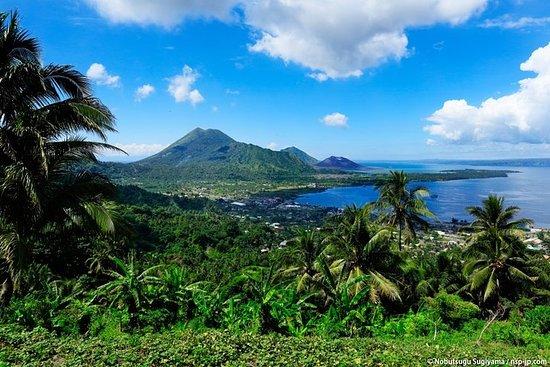 Tour cultural privado guiado de 8 días por Kokopo y Rabaul