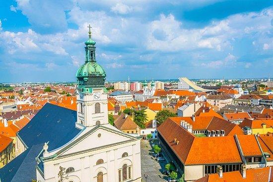 Transfert aller simple Bratislava-Budapest