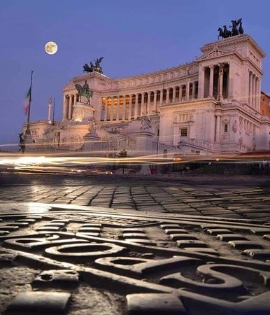 Piazza Venezia / Starověké město: RSL rental App