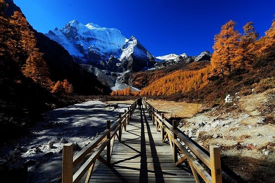 12-Day West Sichuan tour:Kangding-Daocheng...
