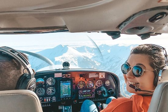 Private Sightseeing Flight above the Bavarian Alps