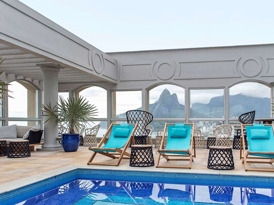 Sofitel Rio De Janeiro Ipanema, hôtels à Rio de Janeiro