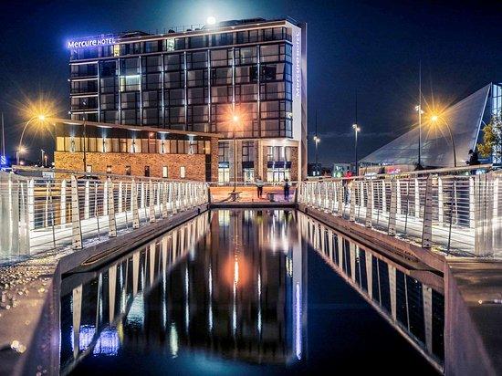 Mercure Cherbourg Centre Port, Hotels in Siouville-Hague