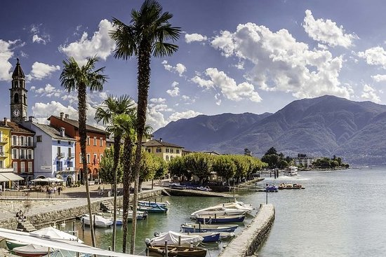 Visita guidata privata di Ascona e Locarno