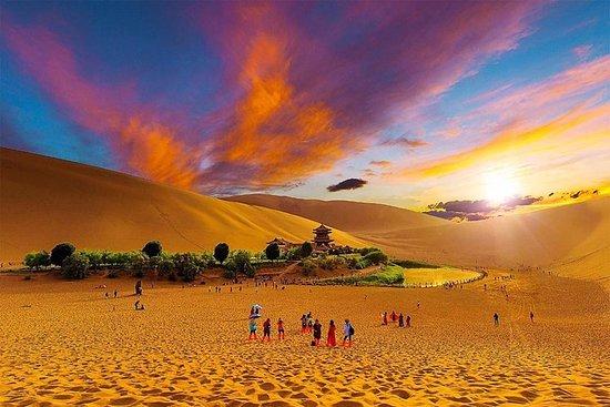4-Day Private Cultural Silk Road Tour...