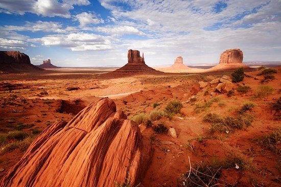 7 Day Western National Parks Tour