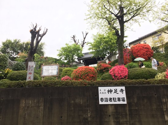 Jinsokuji Temple