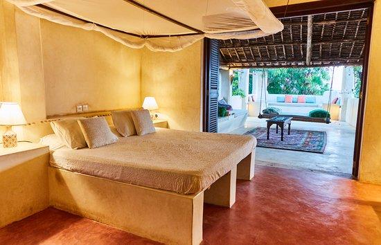 Banana House & Wellness Centre, hôtels à L'île de Lamu