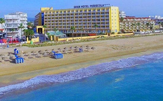 Gran Hotel Peñíscola, hoteles en Peñíscola