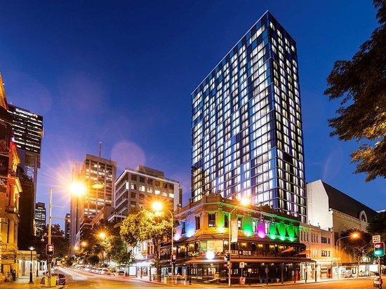 Brisbane city accommodation near casino treasure island casino mn event center seating chart