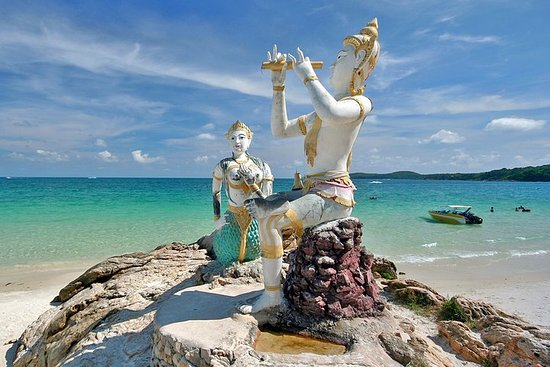 Koh Samed Islands Luxury Boat Day Tour...