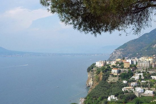 Full-Day Sorrento Amalfi Coast Positano...