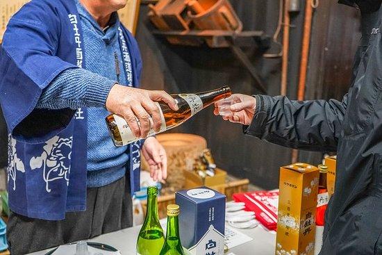 Half-Day Private Sake Brewery Tour in Saijo