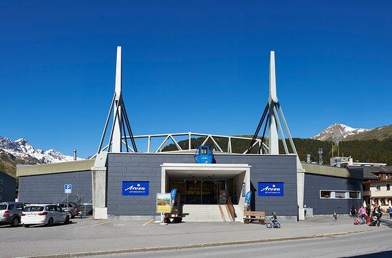Arosa, Schweiz: Sport- und Kongresszentrum