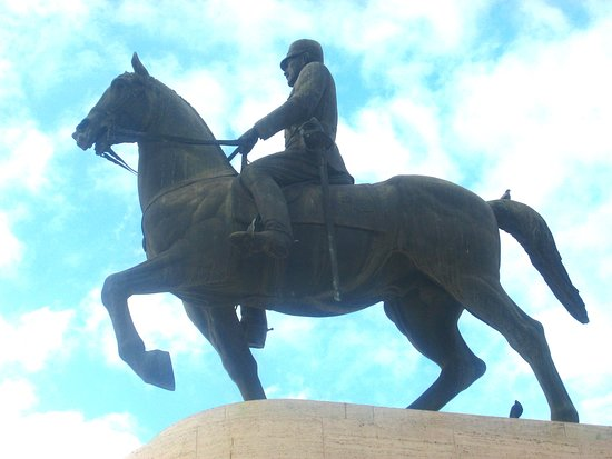 Statue of Constantine I of Greece