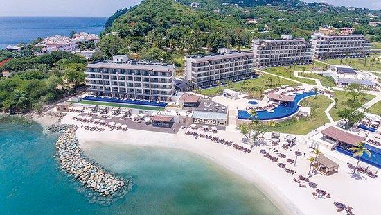 Hideaway At Royalton Saint Lucia, hoteles en Santa Lucía