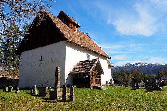 Kviteseid Old Church
