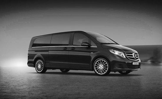 Mendrisio, Thụy Sỹ: Alfa Taxi. Servizio Premium con il massimo Confort