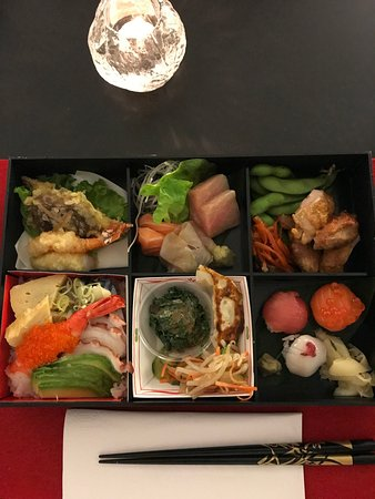 VIP bento box for special occasion