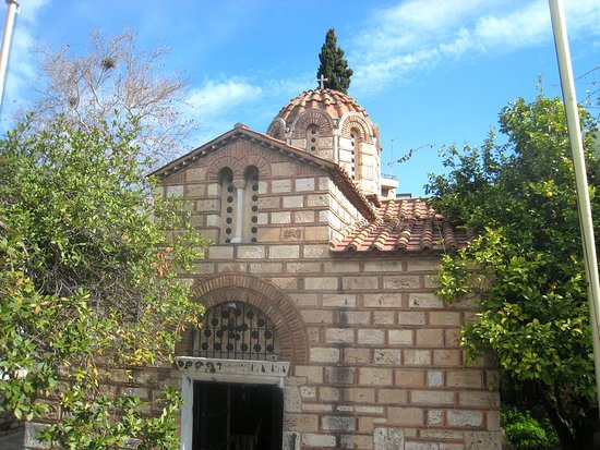 Ekklisia Agii Asomati Ke Agios Georgios