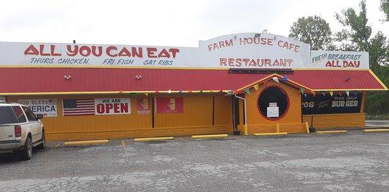 Frontenac, KS: Farm House Cafe