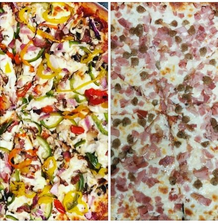 Norwich, Canada: High quality pizza made with fresh toppings