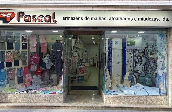Pascal Armazens de Malhas