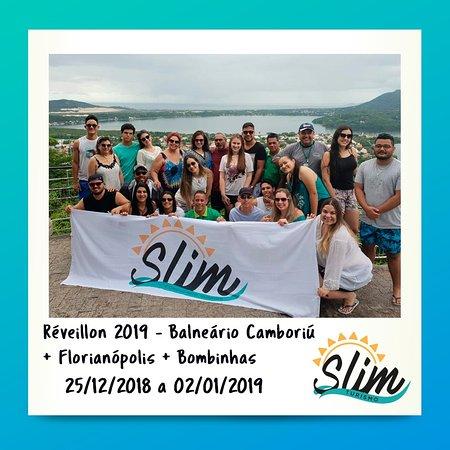Birigui: Grupo Slim Turismo - Balneário Camboriú + Florianópolis + Praia da Joaquina - Réveillon 2019