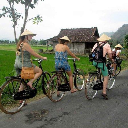 Alga Lova- Authentic Yogya Bicycle Tour