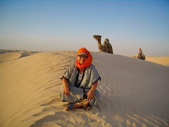 Shabikah, Tunisia: Почувствуй себя бедуином.
