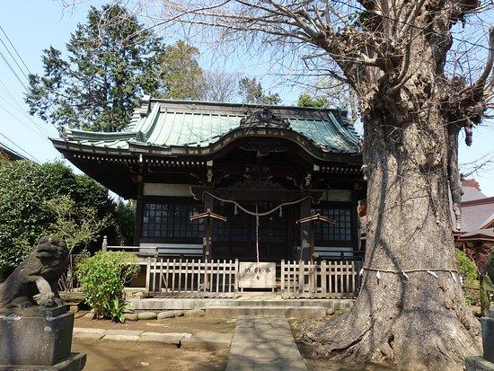 Kokubun Hie Shrine