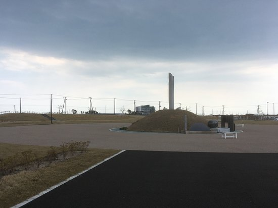 Natori City Earthquake Memorial Park