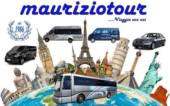 Lanciano, إيطاليا: parco mezzi mauriziotour