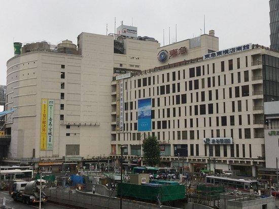 Tokyu Department Store Toyoko