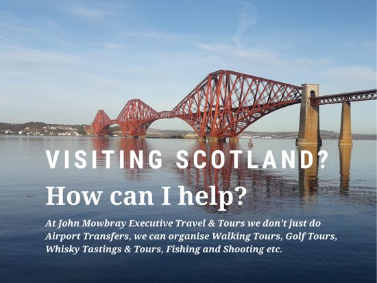 John Mowbray Executive Travel & Tours