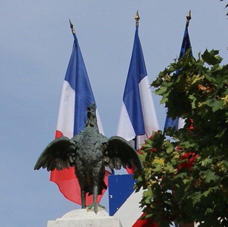 Monument aux morts d'Amberieu en Bugey