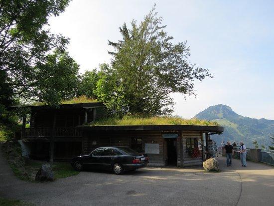 Aussichtspunkt Kanzelhuette