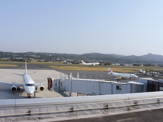 Izumo Enmusubi Airport Transfer Deck
