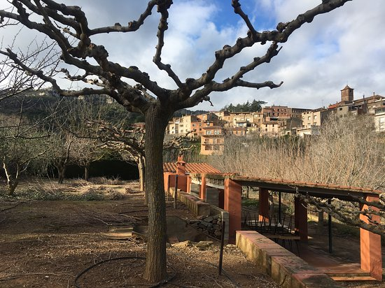 L'Argentera, Tây Ban Nha: Huerto de la Abadía