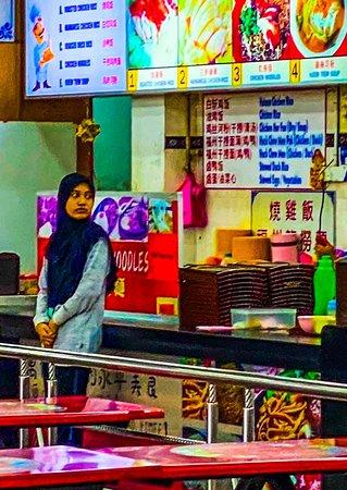 มาเลเซีย: Food plaza Johor Bahru