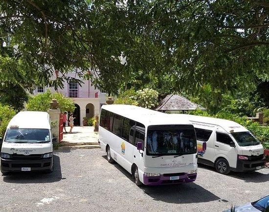 St. James, Barbados: We got you covered!!